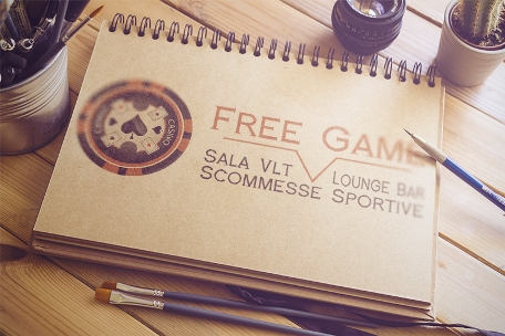 Free Game - Brand Identity