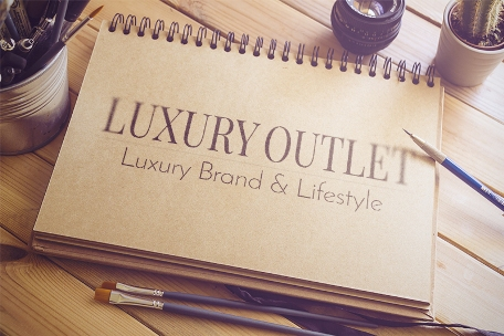 Luxury Outlet - Brand Identity