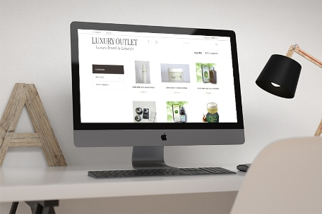Luxury Outlet - Ecommerce