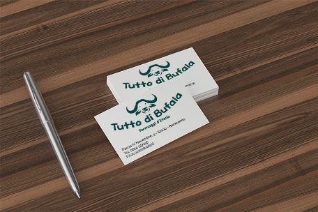Tutto di Bufala - Bigliettino da visita